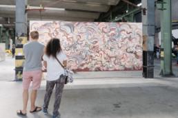 Diana Roig - Galerie Cokkie Snoei - Hembrugterrein
