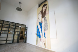 2016 - Katinka Lampe - Galerie Ron Mandos - Diamantbeurs