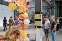 2019 - Marinke van Zandwijk - Galerie Franzis Engels - Hembrugterrein