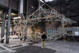 2020 - Jimi Kleinbruinink - Art Zaanstad - Hembrugterrein