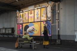 2020 - Merel Jansen - GoMulan Gallery - Hembrugterrein